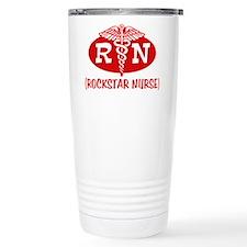 Cute Nursing rocks Travel Mug