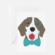 Marginal Dog Greeting Cards