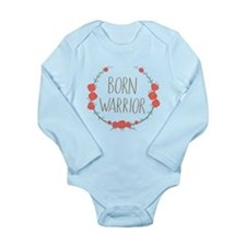 Born Warrior - Crown of Roses Body Suit