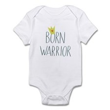Born Warrior - Little Prince Body Suit
