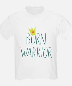 Born Warrior - Little Prince T-Shirt