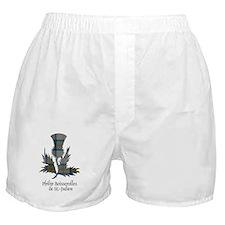 Thistle-de St Julien Boxer Shorts