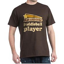 Paddleball Player T-Shirt