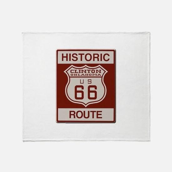 Unique Historic Throw Blanket