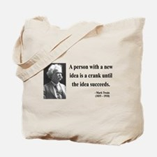 Mark Twain 35 Tote Bag