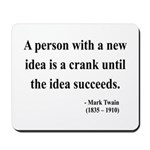 Mark Twain 35 Mousepad