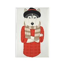 Fashion Dog Magnets
