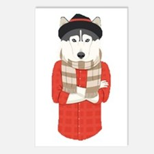 Fashion Dog Postcards (Package of 8)