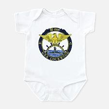 USS LOCKWOOD Infant Bodysuit