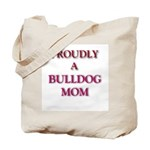 Bulldog gifts for women Tote Bag
