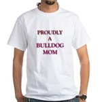 Bulldog gifts for women White T-Shirt
