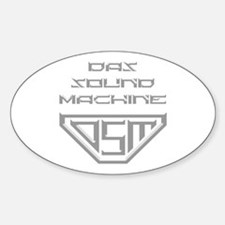 Pitch Perfect DSM Decal