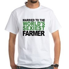 Married To The Worlds Sexiest Farmer T-Shirt