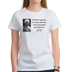 Mark Twain 37 Women's T-Shirt