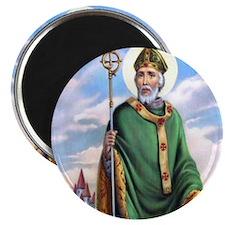 "St. Patrick 2.25"" Magnet (10 pack)"
