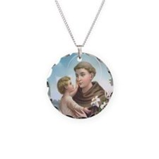 St. Anthony of Padua Necklace