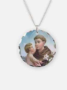 St. Anthony of Padua Necklace