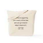 Mark Twain 37 Tote Bag