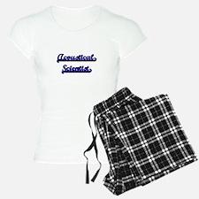 Acoustical Scientist Classi Pajamas