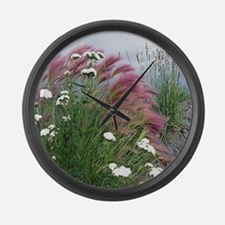 Lavender Delight Large Wall Clock