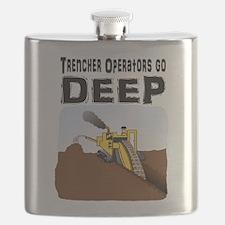 Trencher Operators Go Deep Flask