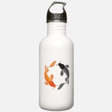 Japanese Koi Water Bottle
