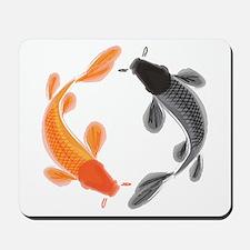 Japanese Koi Mousepad