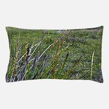 Field Of Wild Grass Pillow Case