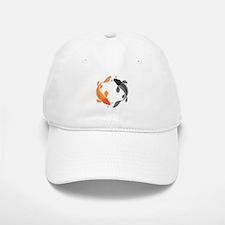 Japanese Koi Baseball Cap