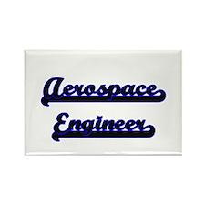 Aerospace Engineer Classic Job Design Magnets