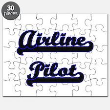 Airline Pilot Classic Job Design Puzzle
