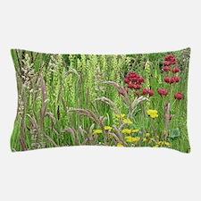 Spring Wild Grass Pillow Case