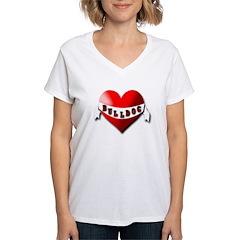 Bulldog gifts for women Shirt