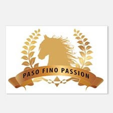 Cute Paso fino Postcards (Package of 8)