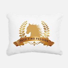 Cool Paso fino Rectangular Canvas Pillow