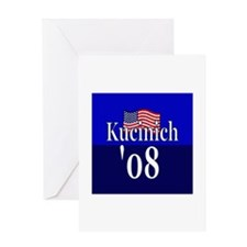 Unique Kucinich Greeting Card