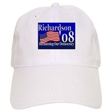 Unique Bill richardson for president Cap