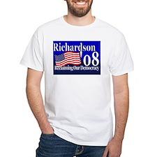 Funny Bill richardson for president Shirt