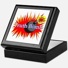 Truth Bomb Keepsake Box