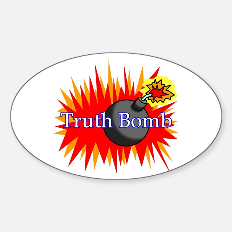Truth Bomb Decal
