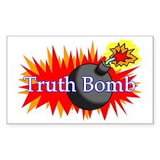 Truth Bomb (mug) Decal
