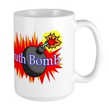 Truth Bomb (mug) Mug