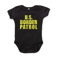 Cool Borders Baby Bodysuit