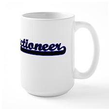 Auctioneer Classic Job Design Mugs