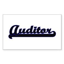 Auditor Classic Job Design Decal