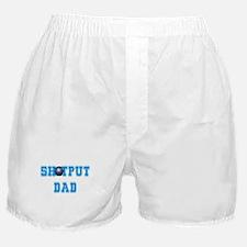 Shot Put Dad Boxer Shorts