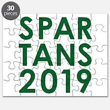 SPARTANS2019 Puzzle