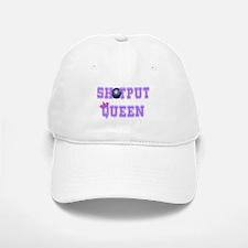 Shotput Queen Baseball Baseball Cap