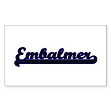 Embalmer Classic Job Design Decal