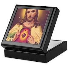 Sacred Heart of Jesus 01A Keepsake Box